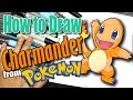 🎨 How to Draw Charmander