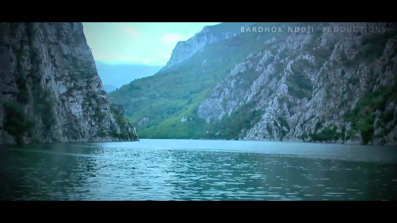 Komani Lake Hd Version Youtube