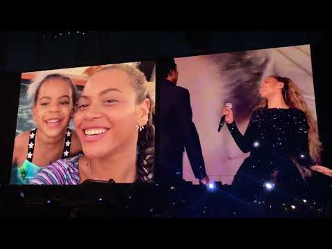 Beyonce Jay Z On The Run 2  Forever Young  Perfect Glasgow 09062018