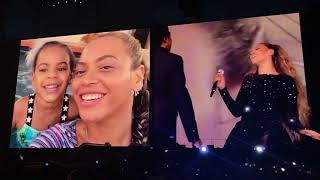 Beyonce Jay Z On The Run 2 - Forever Young / Perfect Glasgow 09/06/2018