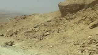 טיול שטח - סובב מצפה רמון - אוגוסט 2010