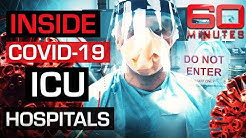Inside Australia's COVID-19 ICU hospitals | 60 Minutes Australia