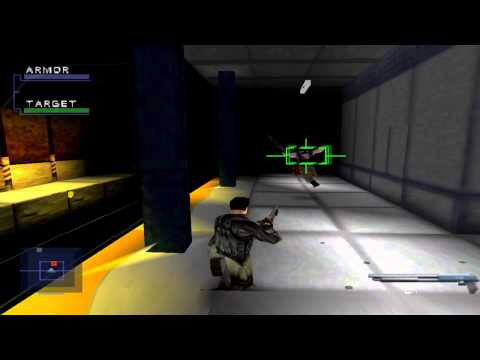 [Let's Play] Syphon Filter Episode 1-1 - DC Metropolitan Area