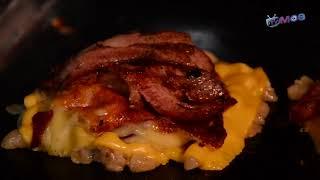 hamburguesa Echando Humo part 2