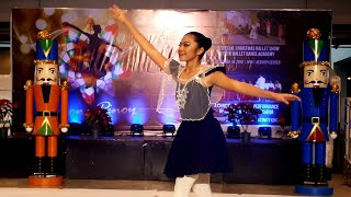 Sa Belen Sumilang - Paskong Pinoy Ballet Performance of Ballet Dance Academy at District Mall Dasma