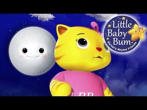'Hide And Seek' | With Kitten And Mr Moon | Nursery Rhymes | Original Version By LBB!