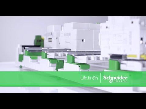 Resi9, le tableau électrique nouvelle génération - Schneider Electric