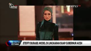 Download Video Steffy Burase, Model di Lingkaran Suap Gubernur Aceh MP3 3GP MP4