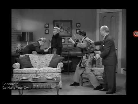 I Love Lucy Season 1 Episode 9 End Credits