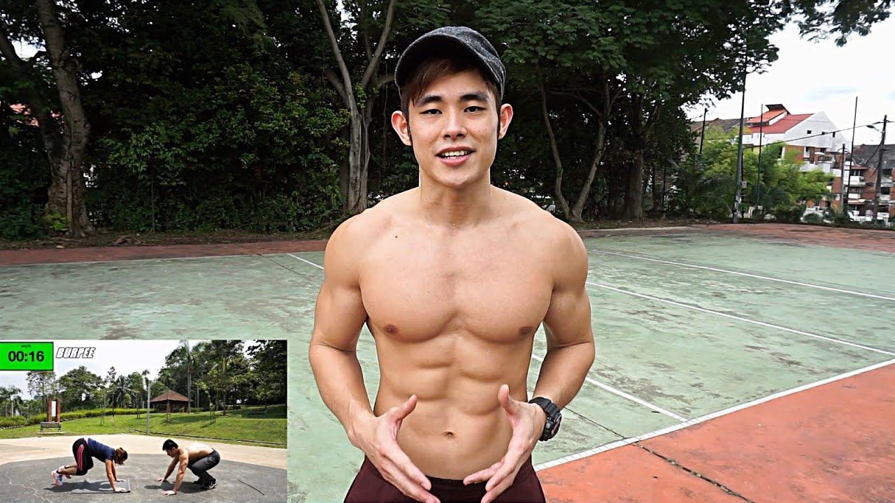jordan yeoh abdominales