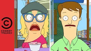 Ditching A Date With Yoghurt Diarrhoea | Bob's Burgers