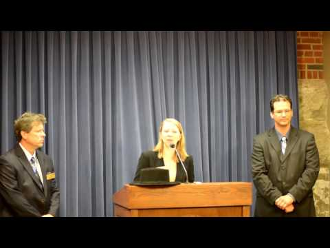 Libertarian Party of Illinois: Press Conference following Petition Filing