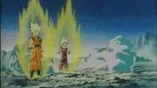 Repeat youtube video DBZ - amv - Brolly - Get Out Alive
