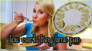Key Lime Pie | Low Carb