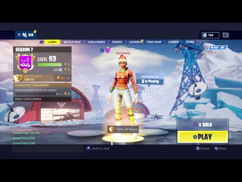 Fortnite! *LIVE* #Littytitty Road to 600