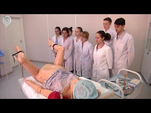Будущие акушеры-гинекологи готовятся к VI Паназиатской международной студенческой олимпиаде