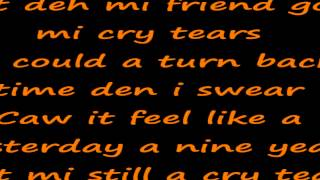 Blak Ryno Miss a friend (lyrics)