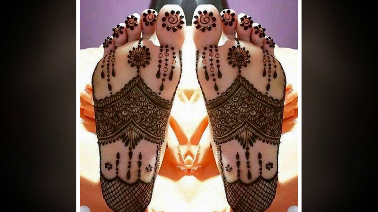 Best mehandi designs on the sole of foot Best mehandi designs on the sole of foot new photo