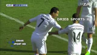 Download Video Real Madrid Vs Levante 5-0 Goals And Highlights 10-18-2014 HD MP3 3GP MP4