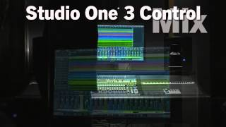 PreSonus StudioLive CS18AI Features Overview