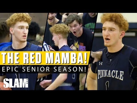 Nico Mannion EPIC SENIOR YEAR! 😈 Is He the #1 PG?! 🤔