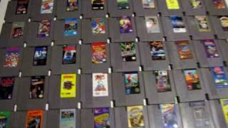 My NES game collection (part 1)...