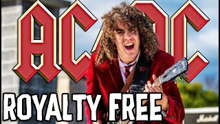 AC/DC - Rock N Roll Train - Backing Track