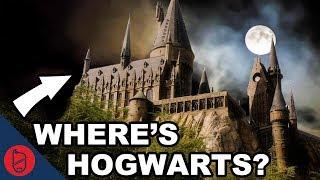HOGWARTS EXACT LOCATION REVEALED | Harry Potter Theory