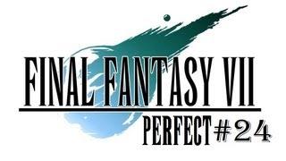 Final Fantasy VII Perfect Walkthrough Part 24