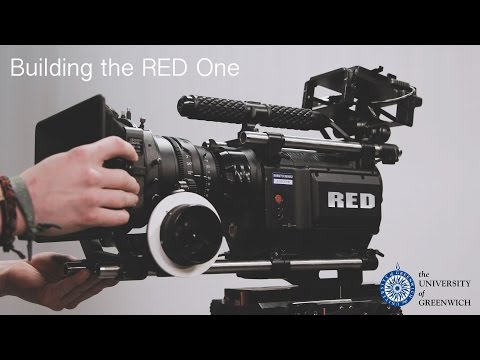 RED One Camera Build