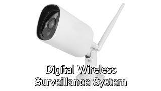 Syren Draadloze Beveiligingscamera Set met Wi-Fi | Foto de Vakman