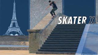 Skater XL - LE DOME | Famous Paris Skate Spot