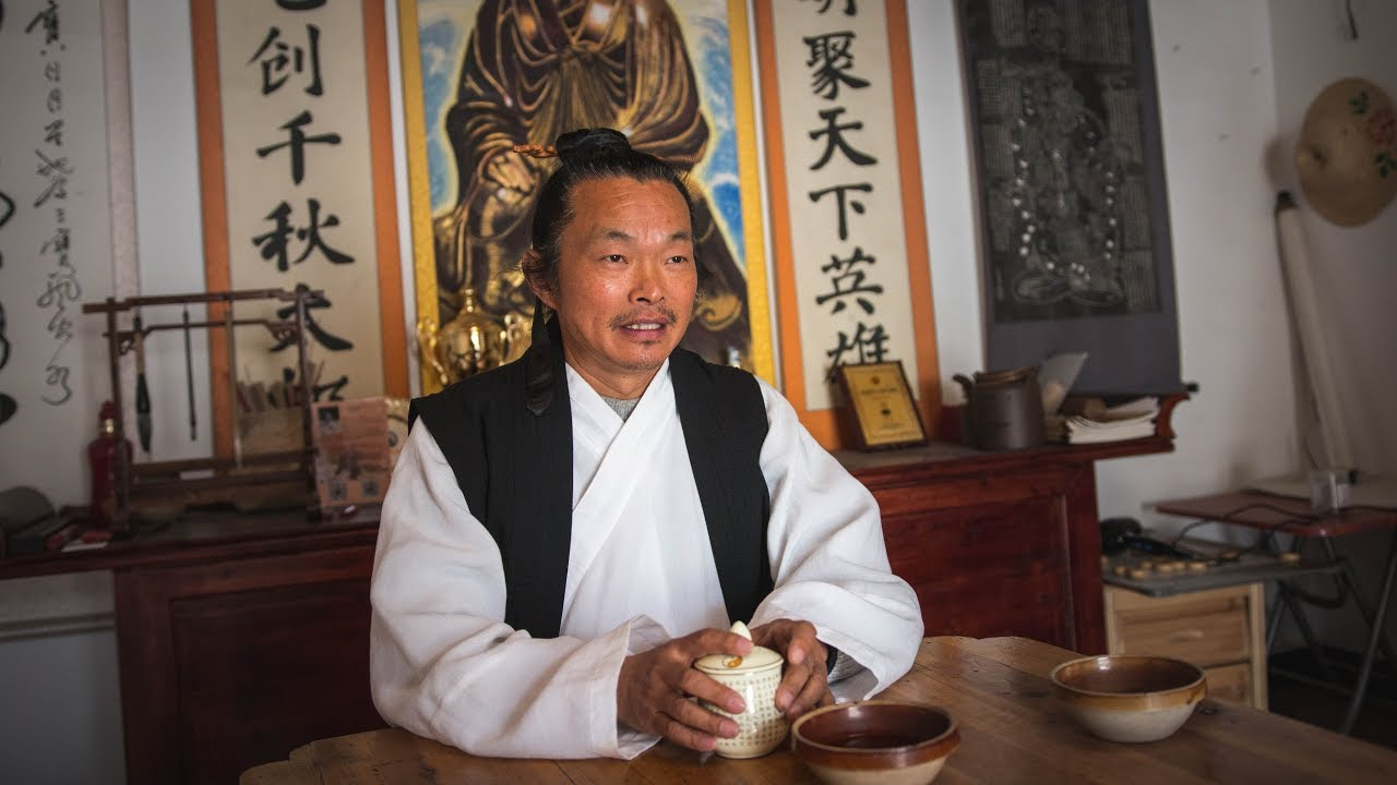 Master Gu: THE STORY - English Speaking Taoist Master Interview