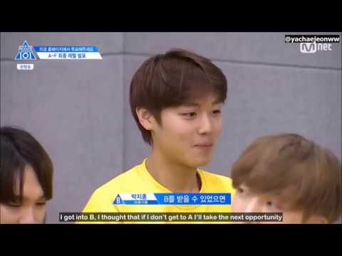 [ENG SUB] PRODUCE101 Season 2 EP.3 | A F level evaluation final results with NU'EST cut
