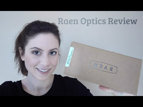 Raen Sunglasses Unboxing + Review / RAEN Optics