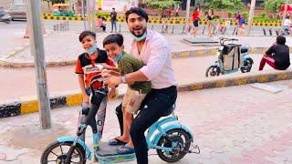 Mjhe bhi ye cycle chaiye 😍