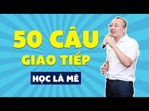 học tiếng Đài Loan, 50 câu giao tiếp ngắn gọn