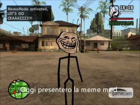 hqdefault gta san andreas meme mod (ita) youtube,Gta San Andreas Memes