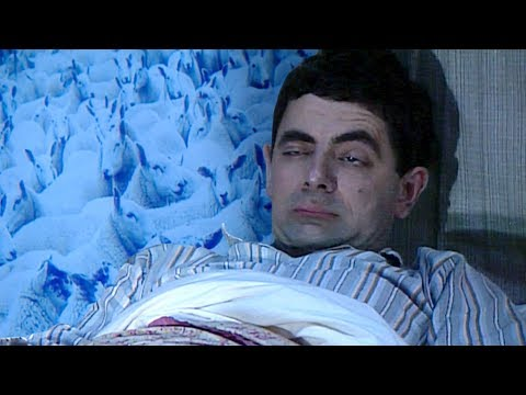 Sleepy Bean | Funny Clips | Mr Bean Official
