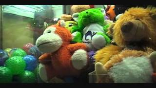 Me VS Claw Machine Episode 1:  Nothing But Spikey Balls