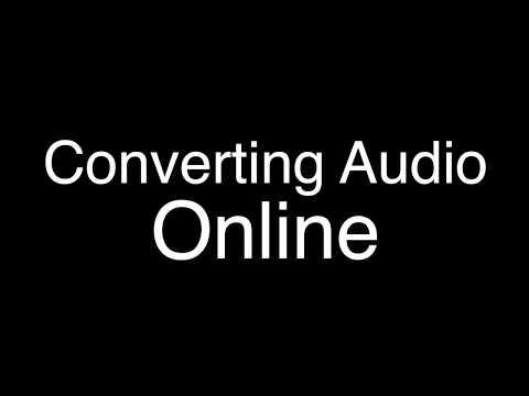 THE BEST ONLINE AUDIO CONVERTER