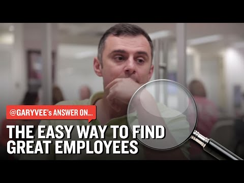 The Easy Way to Find Great Employees