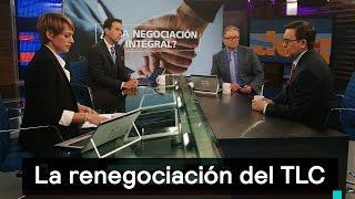 México y la renegociación del TLC, habla Ildefonso Guajardo - Despierta con Loret
