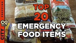 How Easily Build Week Emergency Food Supply