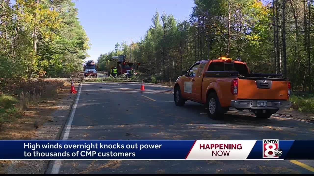Power Outages Update - YouTube
