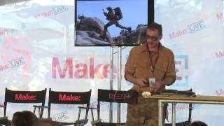 Make: Live The New Flesh Workshop: DIY Super-Humans
