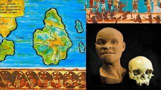 Pt. 4 // From Indigenous American to African American / Antediluvian Aboriginies / Atlantis