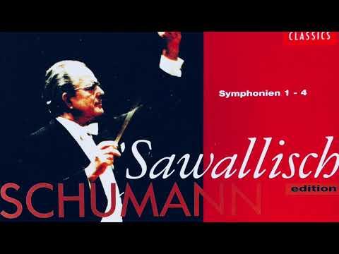 Schumann - Symphonies No.1,2,3,4 + Presentation (reference recording : Wolfgang Sawallisch)