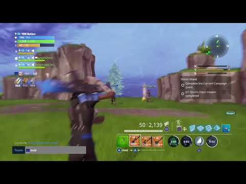 Scammer gets scamed Fortnite save the world *must watch*