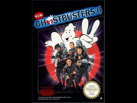 New Ghostbuster 2 Nintendo Nes Test 22